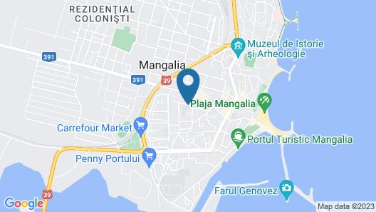 Vila Anastasia Map