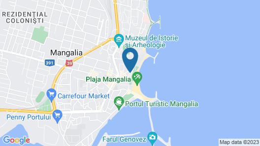 Mera Brise Map