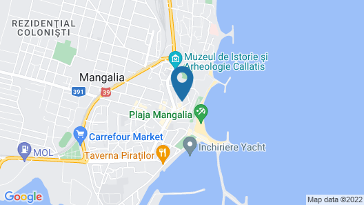 Mihai Eminescu Residence Map