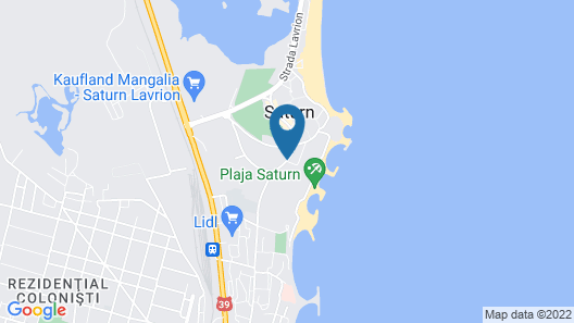 Hotel Cleopatra Map