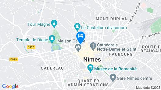 Apartamento Personagem, Localização Ideal, Centro da Cidade Map