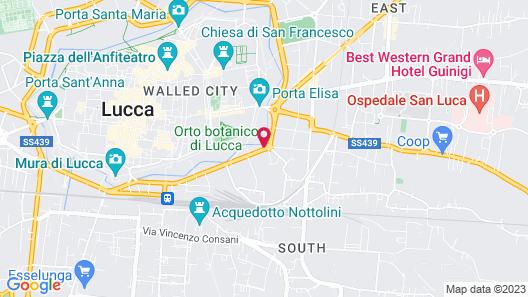 Albergo Celide & SPA Map