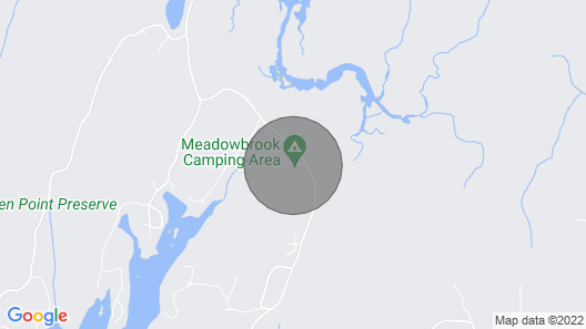 37 Cabin on Site, 2 Bump Outs all the Amenities of Home but Your Relaxing Map