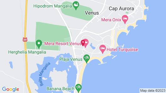 Mera Resort Venus - All Inclusive Map
