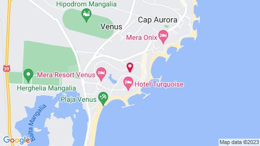 Ammon Hotel Venus Map