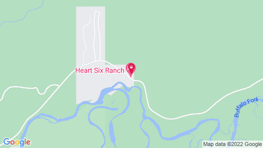 Heart 6 Ranch Map