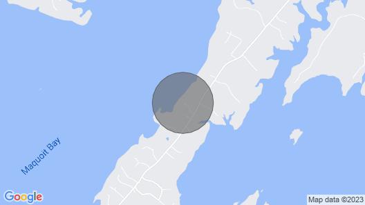 Casco Bay Getaway  Map
