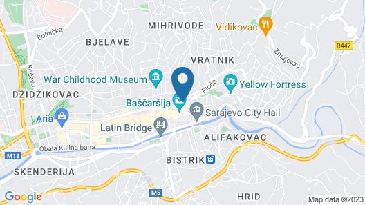 Pansion Fočin Han Map
