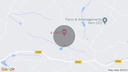 Les Tournesols at Occitanie Map