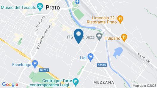 Residence Ferrucci Map