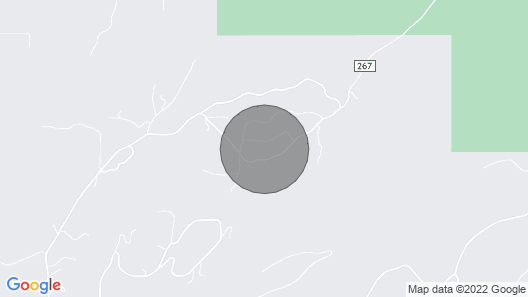 Aspen Grove Cabin Map