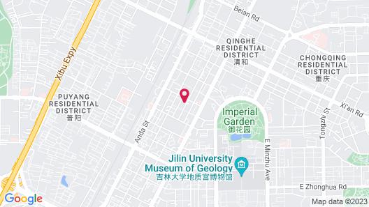Jin An Hotel Map