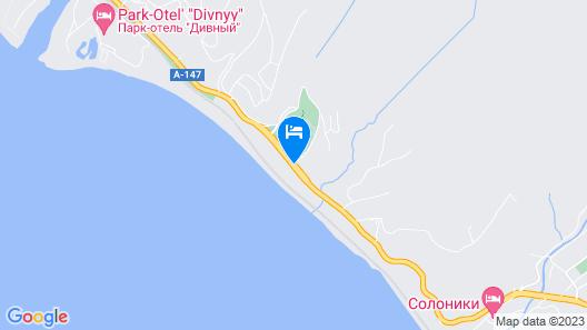 Odisseya Resort Map