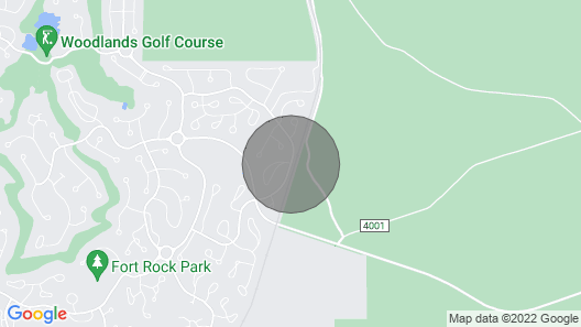 Wallowa With Western Charm Map