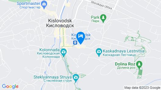 SPA-hotel Kolizey Map