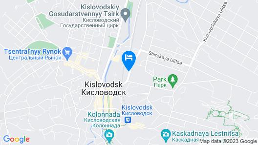 Hotel Bashnya  Map