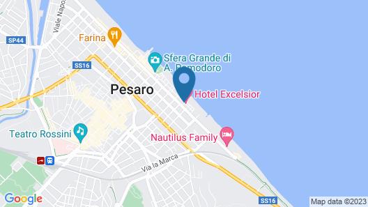 Excelsior Map