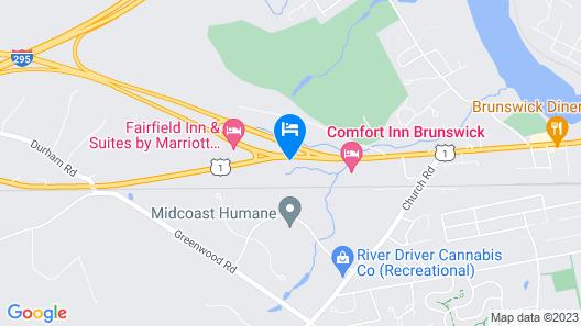 Moonlight Inn Map