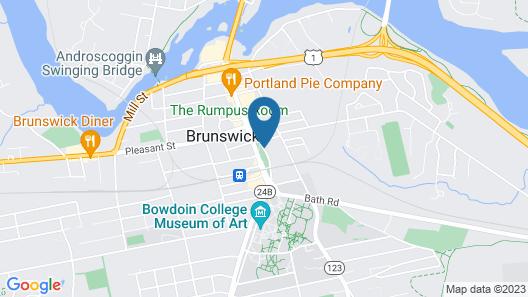 The Brunswick Inn Map