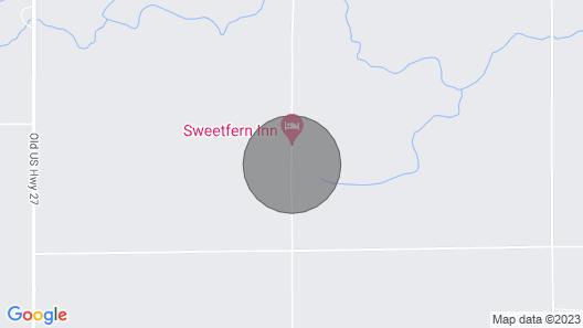 Sweetfern Inn Map