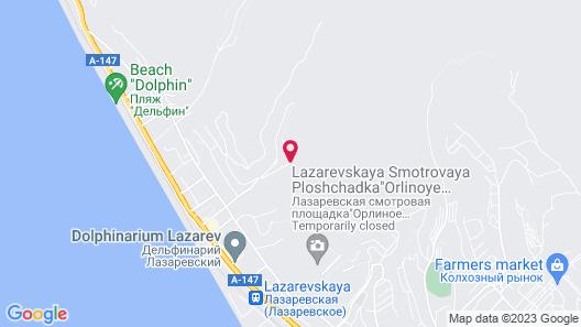 Dubrava Map