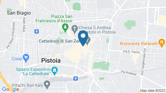 Battistero Residenza d'Epoca Map