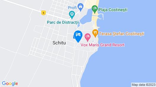 Vox Maris Grand Resort Map