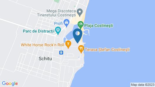 Perla Costinesti Map