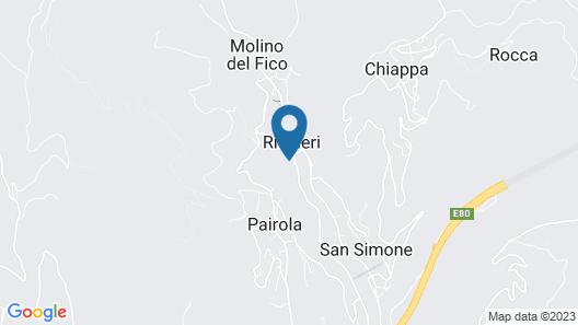 Hotel San Matteo Map