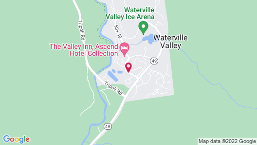 The Valley Inn, Ascend Hotel Collection Map