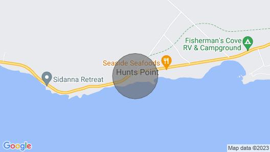 Relaxing Oceanfront Retreat - Explore the Best Beaches in Nova Scotia! Map
