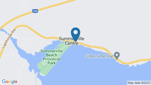 Quarterdeck Beachside Villas & Lofts Map