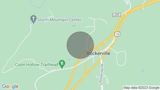 Enchanting Black Hills Castle Near Mt Rushmore/rapid City Map
