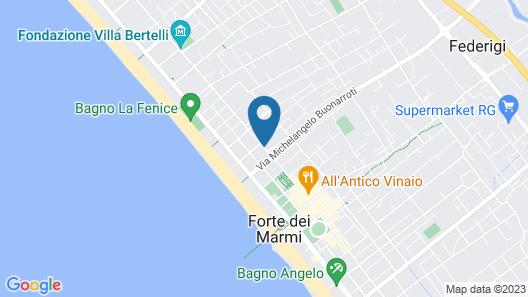 Raffaelli Park Hotel Map