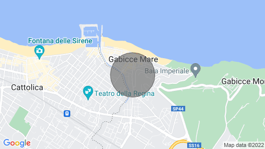 Beautiful aparment directly above the beach and little port.only 5 minutes walk Map