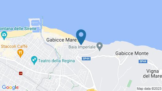Hotel Palazzi Map