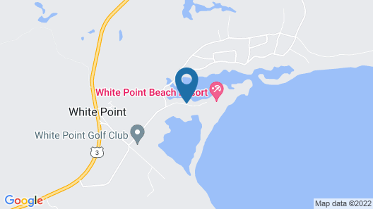 White Point Beach Resort Map