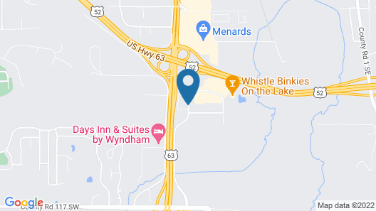 Country Inn & Suites by Radisson, Rochester South, MN Map