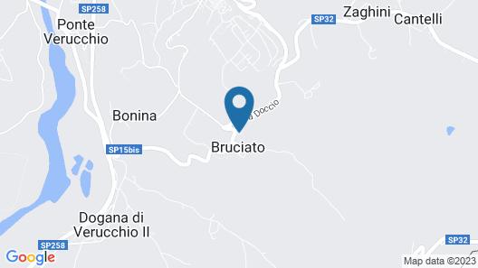 R&B Brigida Map
