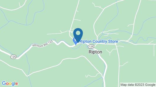 The Chipman Inn Map