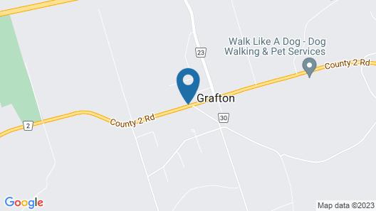 The Grafton Inn Map