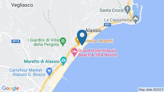 Hotel Lido Map