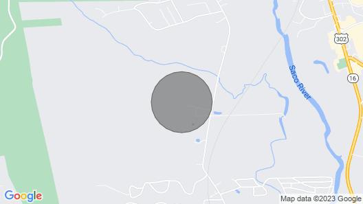 Tentrr Signature Site - River's Edge Mountain Valley Map