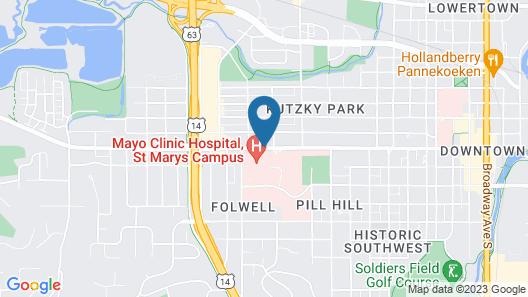 Aspen Select Map
