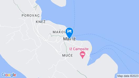Holiday Home Malinina Map