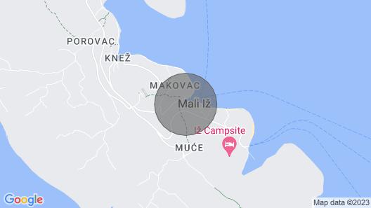 3 Bedroom Accommodation in Mali Iz Map
