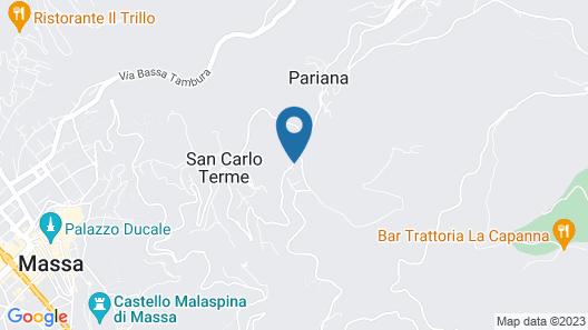Hotel Il Buongustaio Map