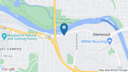 Tru By Hilton Eugene, OR Map