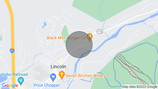 Great Location, Mountain View Map