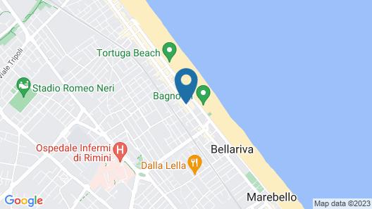 Club Meeting Hotel Map